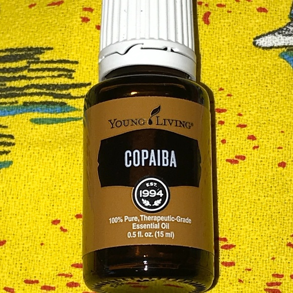 Young Living Copaiba 15 ml Unopened